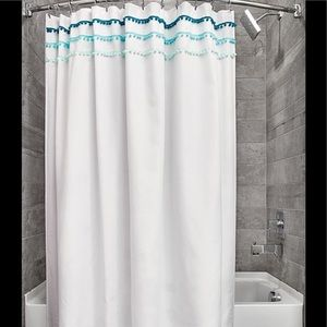 Other - Fabric shower curtain